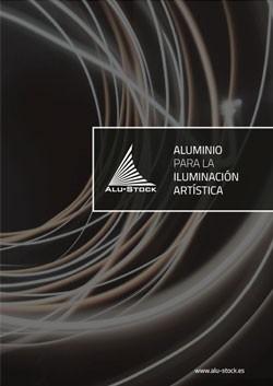 Aluminio para iluminación artística Alu-Stock