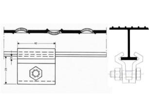 7009163902KU10 Accesorio de unión entre plataformas