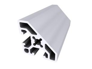 140103 - Aluskit 40x40 Bevelled corner piece