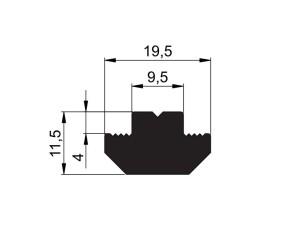 140251 - Perfil conector