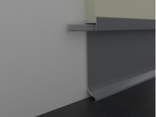 110571 - LEDkit Pladeyeso skirting board 13x80