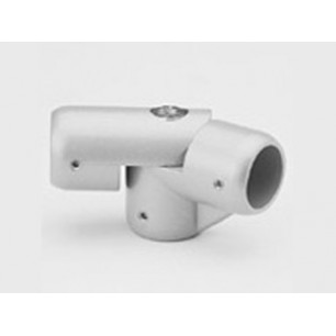 7090380 - 3 way horizontal/vertical pivot fitting