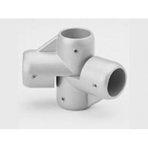 7090382 - 4 way horizontal/vertical pivot fitting