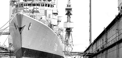 Aluminium for marine construction