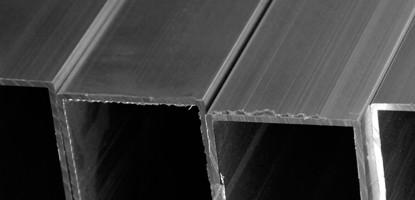 Profilés en aluminium standard