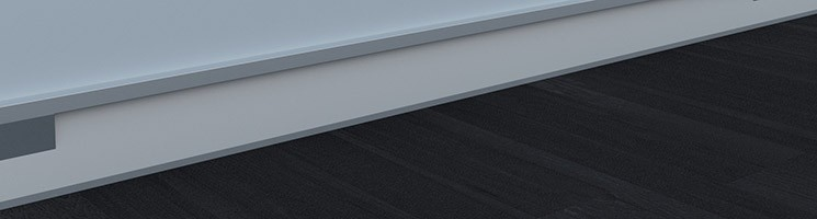 Falkit® Skirting boards