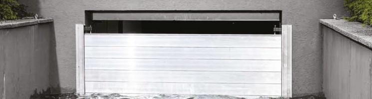 Barrières anti-inondations modulaires