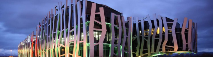 Caja Vital Building