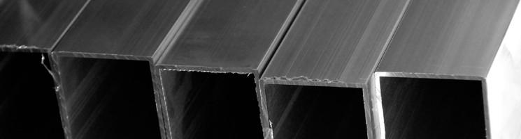 Standard aluminium profiles