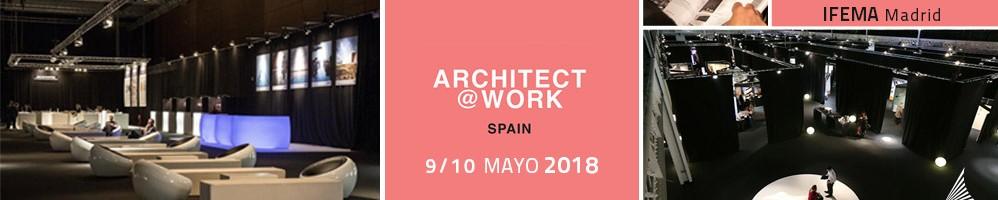 Alu-Stock formará parte de Arquitect@Work Madrid