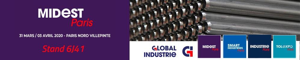 Alu-Stock participará como expositor en Midest París 2020