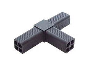 Racores de poliamida para tubos cuadrados alu stock s a for Uniones para perfiles cuadrados de aluminio