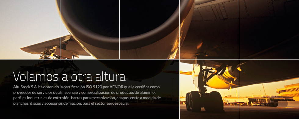 Aluminio aeronáutico