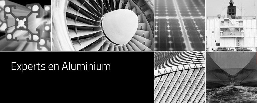 experts en aluminium