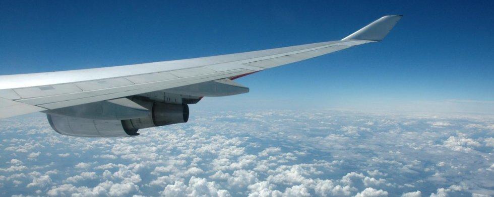 Aluminio para la industria aeronáutica