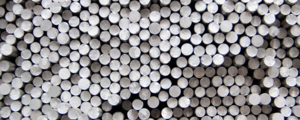 Amplio catálogo de productos de aluminio